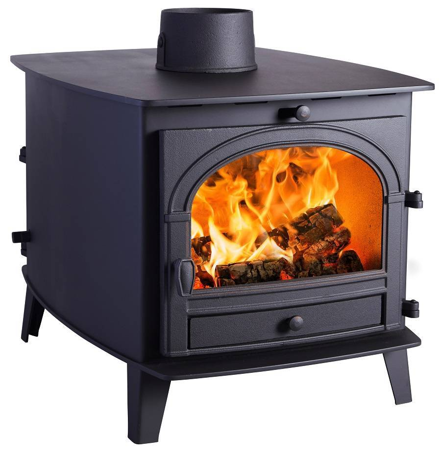 Parkray Consort 7 Double Sided Double Depth Wood Burning