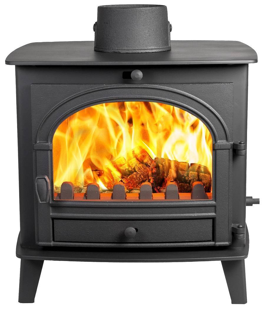 Parkray Consort 9 Double Sided Single Depth Multi Fuel