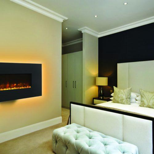 Bedroom 80W Steel semi recessed_smaller
