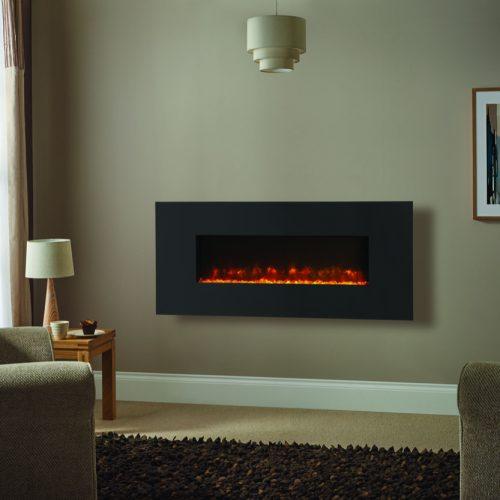 Gazco Radiance 100W Steel Electric Fire