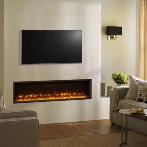 Radiance Inset 140R with TV