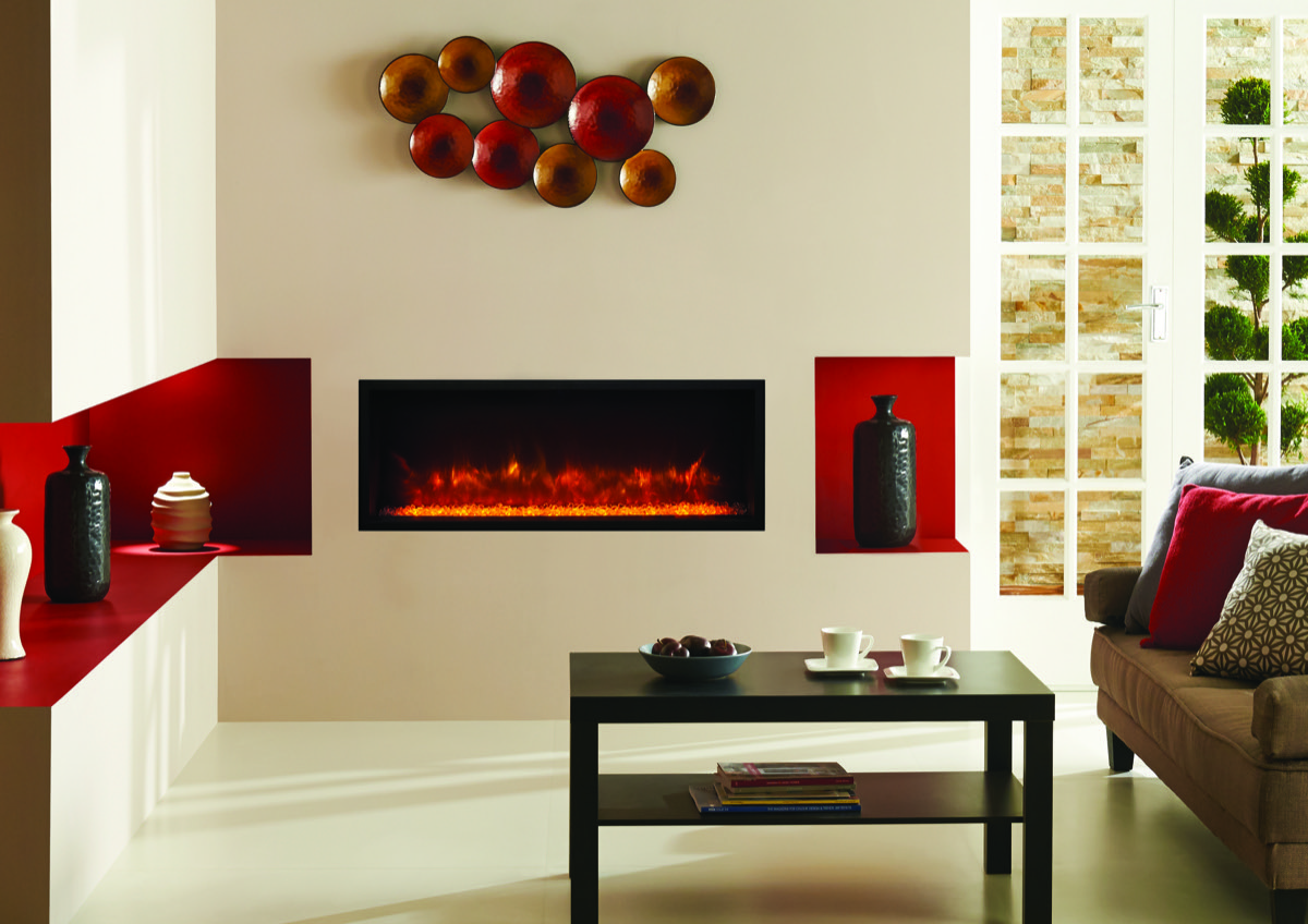 Gazco Radiance 85r Edge Inset Electric Fire Simply Stoves