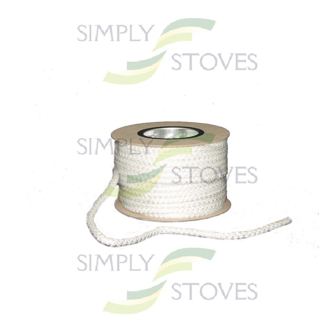 1m Length 10mm Stove Door Glass Seal Simply Stoves