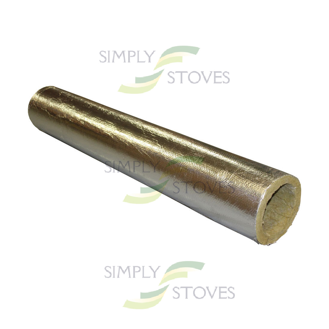 6 150mm x 1000mm length rockwool insulation pipe simply for Rockwool pipe insulation prices
