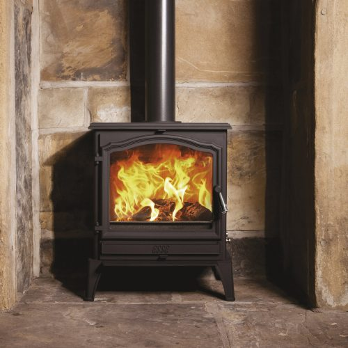 stove enamel with sense glass side product sale for fireplace dovre burning wood black fireplaces legs and