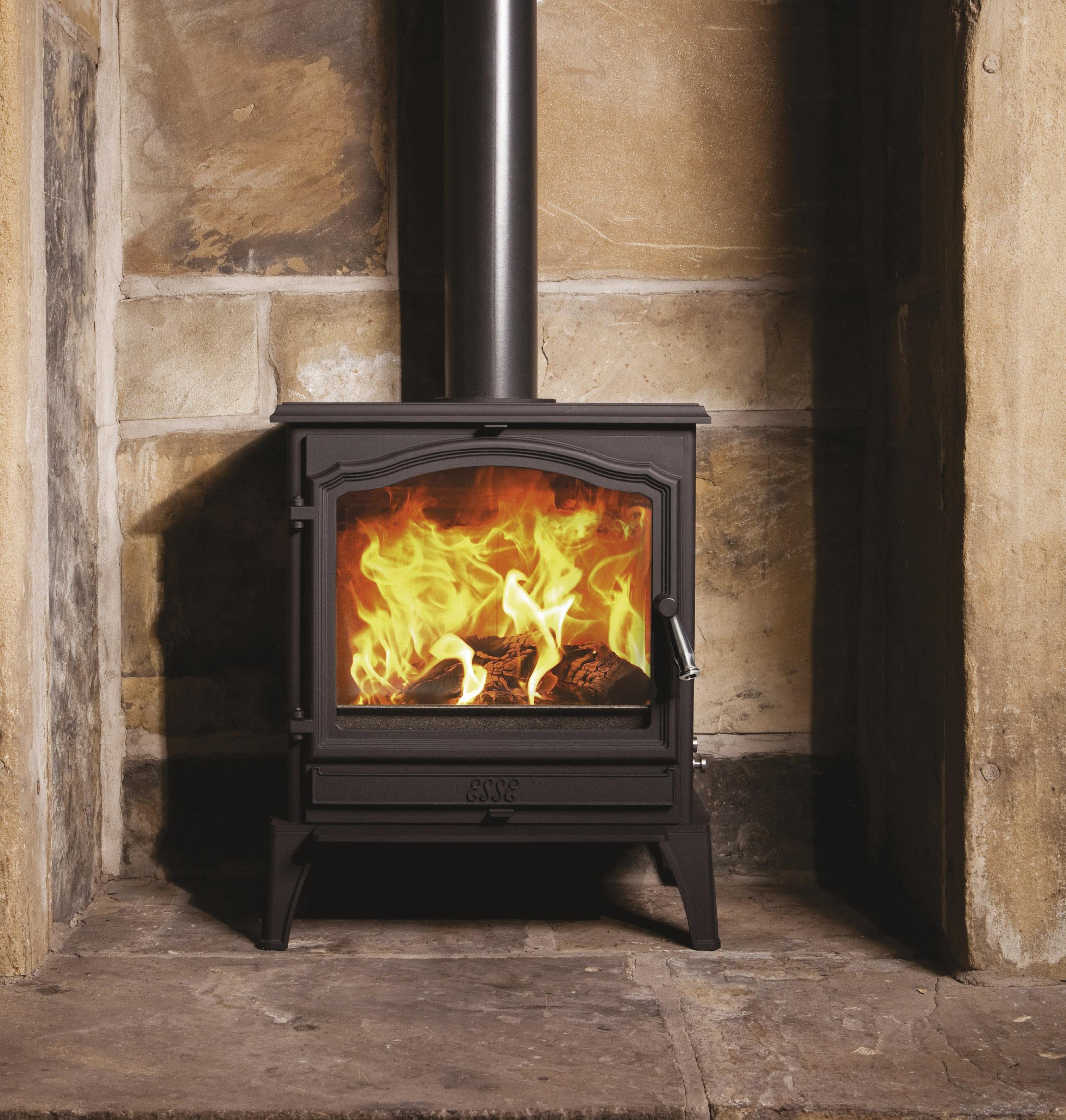 Esse 700 Vista Se Defra Approved Wood Burning Multifuel