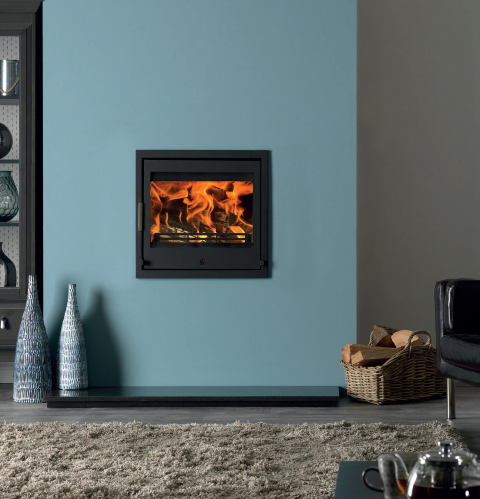Acr Tenbury T550 Multi Fuel Inset Stove Simply Stoves