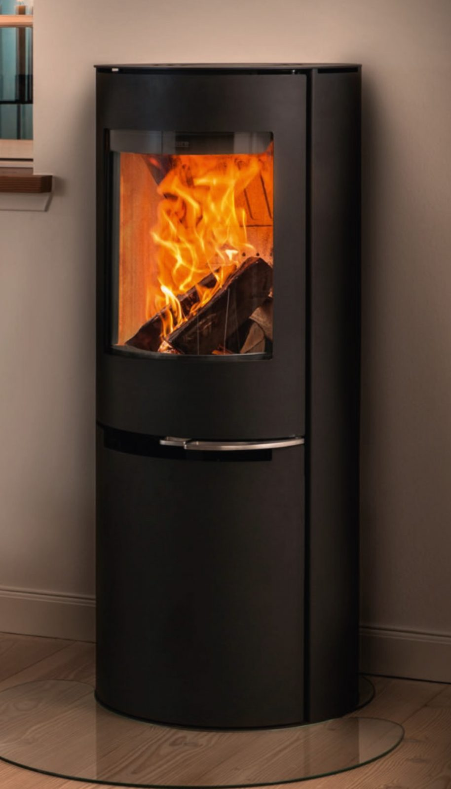 Aduro H2 Hybrid Wood Burning Pellet Stove Simply Stoves