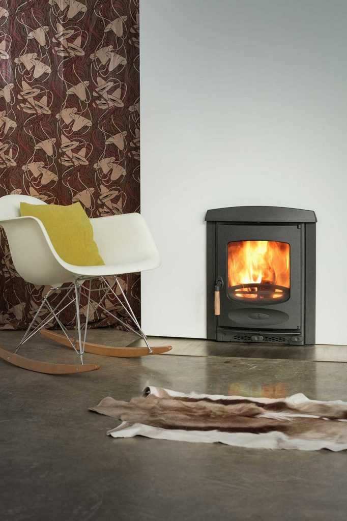 Charnwood C Four Insert Multi Fuel Stove Simply Stoves