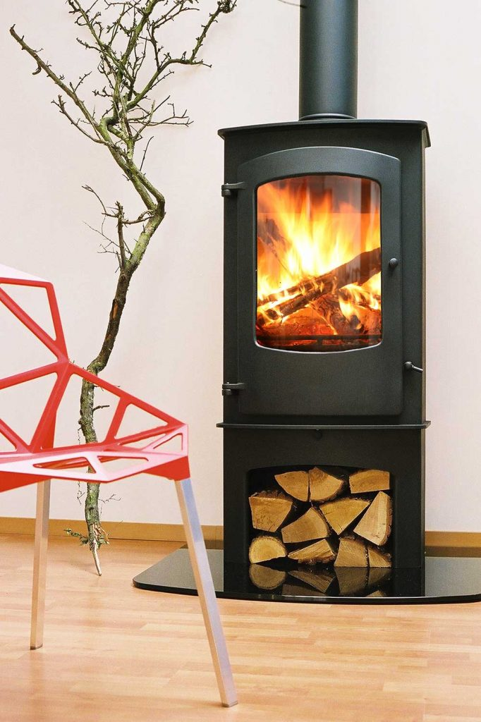 Charnwood Cove 3 Eco Design Ready Wood Burning Stove With