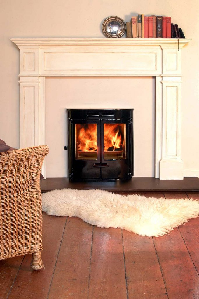 Charnwood Slx 45 Inset Multi Fuel Boiler Stove Simply Stoves