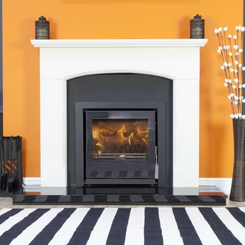 Mendip Christon 550 SE Inset Wood Burning Stove
