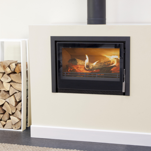 Mendip Christon 750 SE Inset Wood Burning Stove