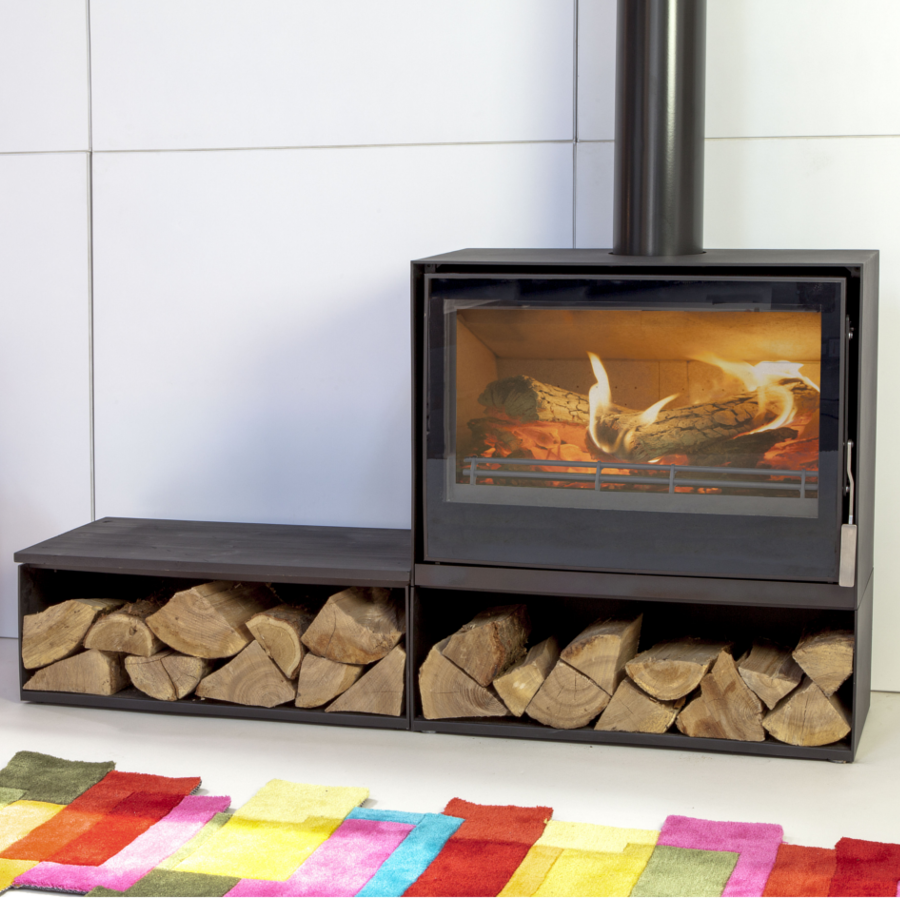 bench wood fairlight kent shop fireplace heater heating freestanding category by with save