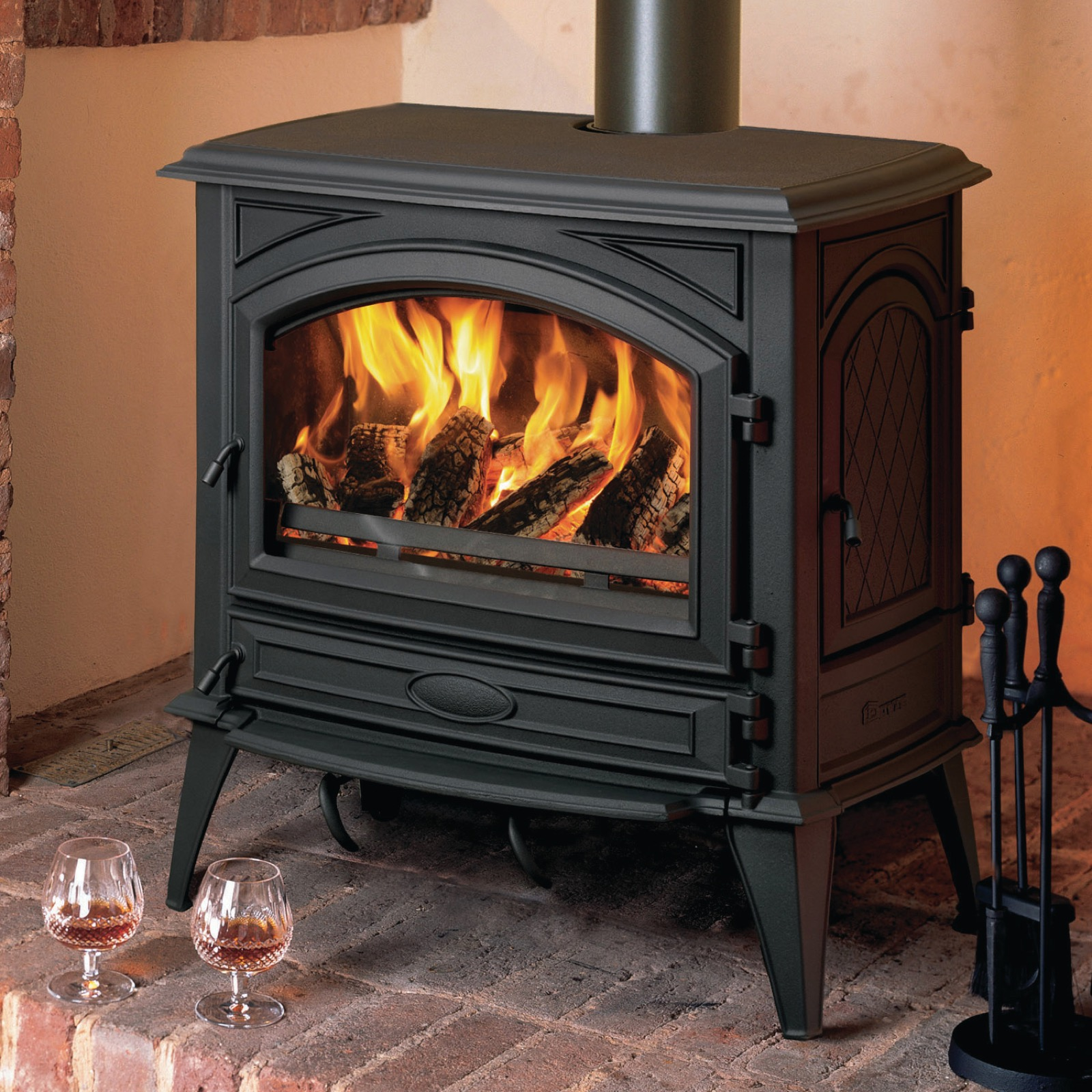 Dovre 760wd Wood Burning Stove Simply Stoves