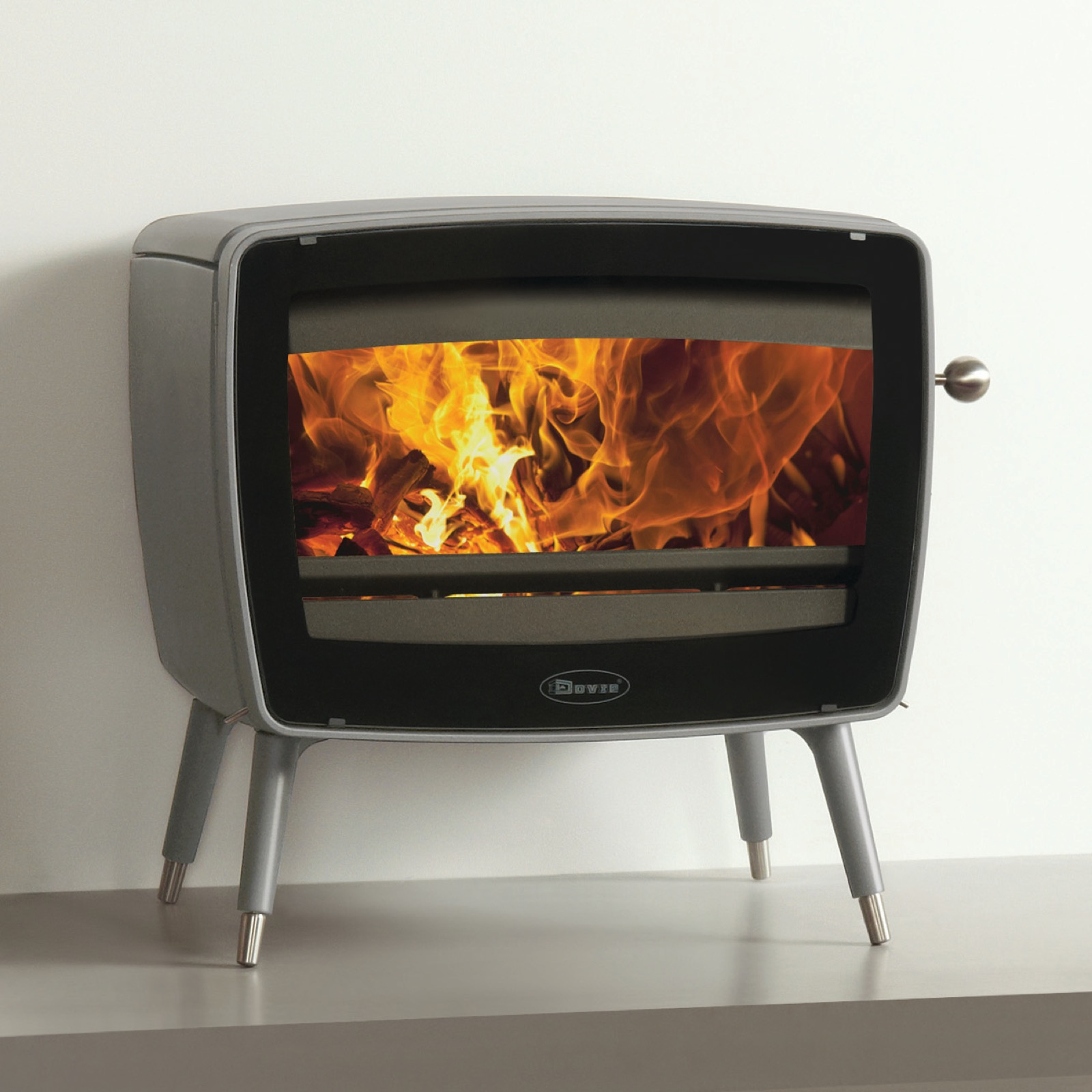 Dovre Vintage 50 Wood Burning Stove With Legs Simply Stoves