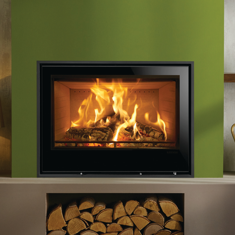 Edge + 4 Sided Frame for the Stovax Elise 680 - Simply Stoves