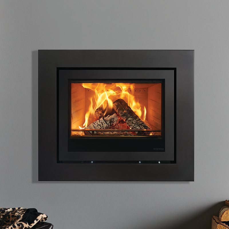 Expression 4 Sided Frame for the Stovax Elise 680 - Simply Stoves