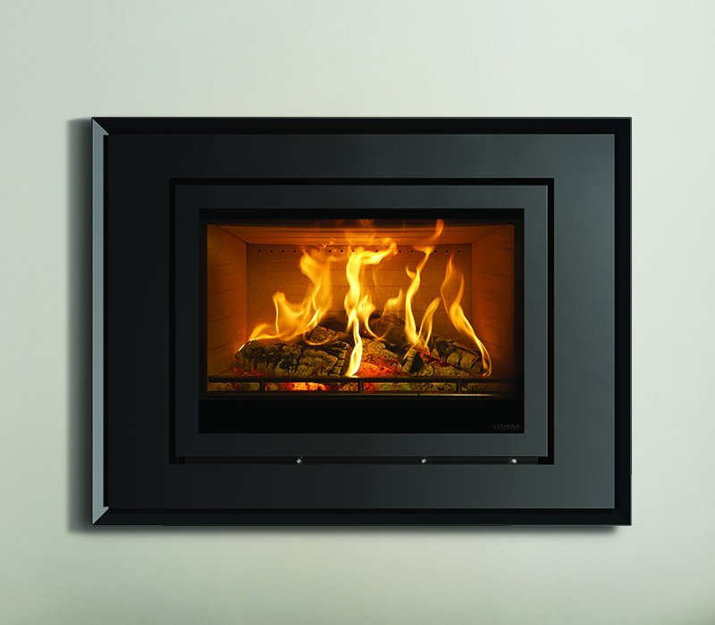 Evoke Steel 4 Sided Frame for the Stovax Elise 850 - Simply Stoves