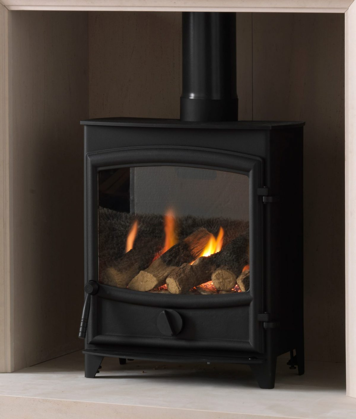 Fireline Fxw Conventional Flue Natural Gas Stove Simply