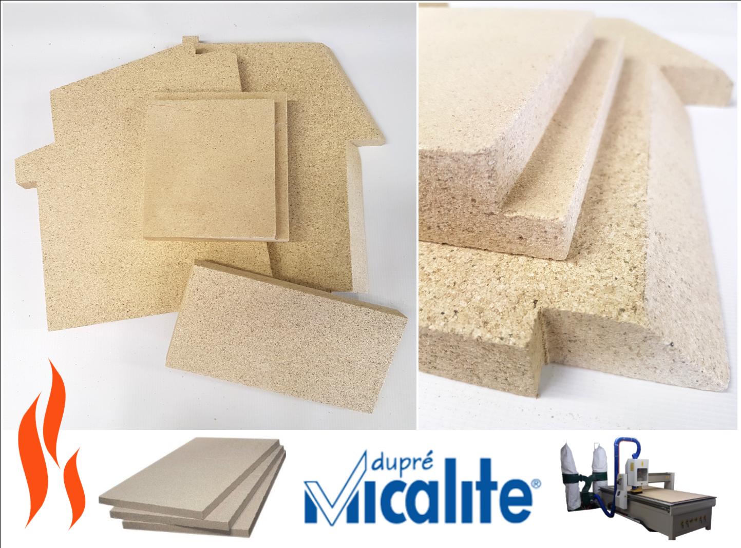 Aarrow Acorn 4 Replacement Vermiculite Back Brick