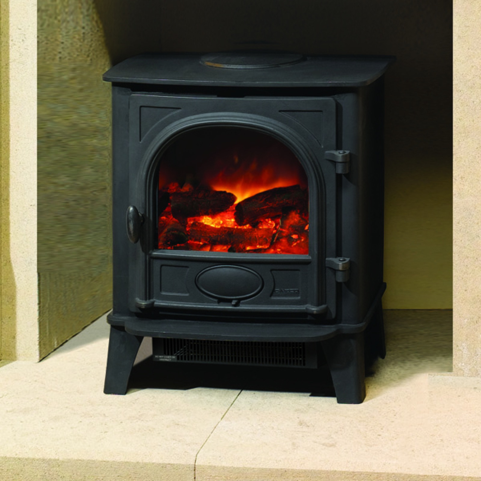 Gazco Stockton 5 Electric Stove Simply Stoves