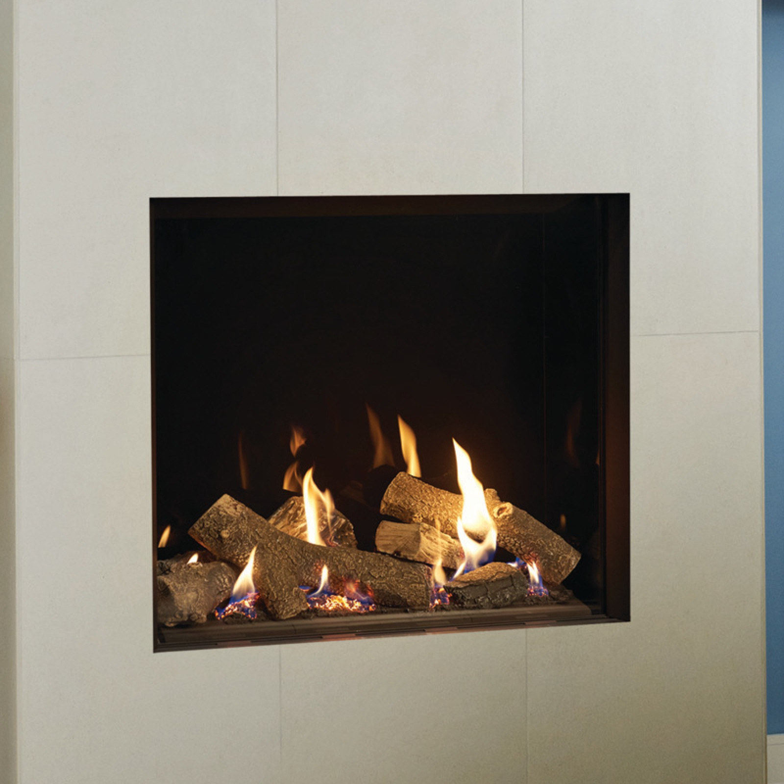scotts view fireplace gas st multi