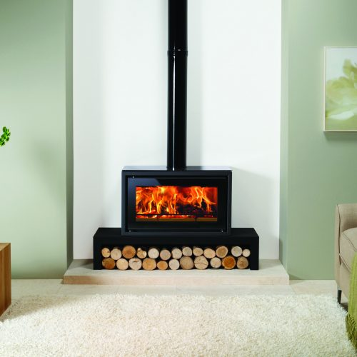 stovax riva studio 1 freestanding wood burning stove simply stoves rh simplystovesuk com metal wood burning freestanding fireplace outdoor wood burning freestanding fireplace