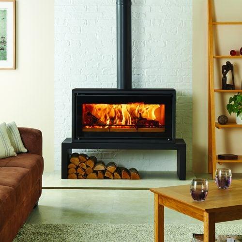 stovax riva studio 2 freestanding wood burning stove simply stoves rh simplystovesuk com freestanding wood burning fireplace indoor freestanding wood burning fireplace modern