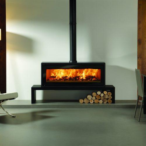 stovax riva studio 3 freestanding wood burning stove simply stoves rh simplystovesuk com freestanding wood burning fireplace modern freestanding wood burning stove