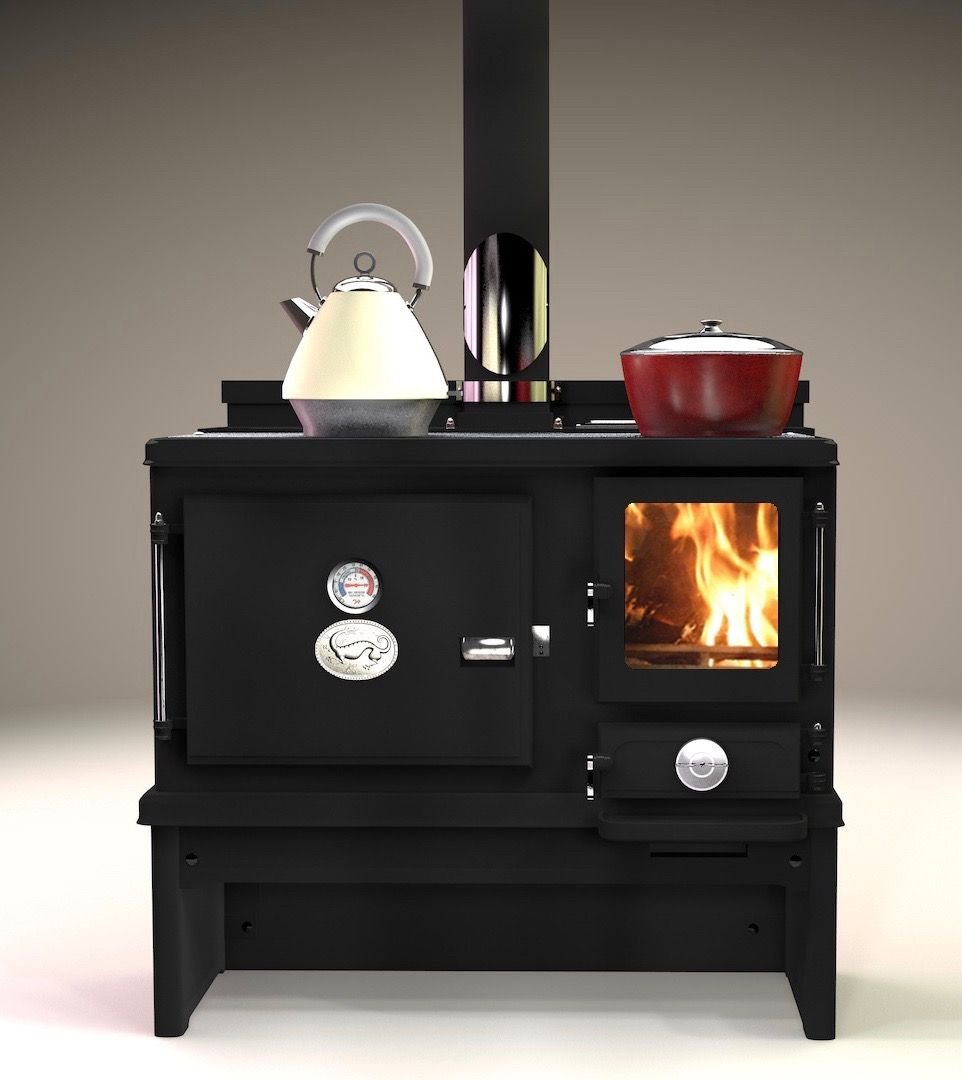 Salamander Little Range Stove Simply Stoves