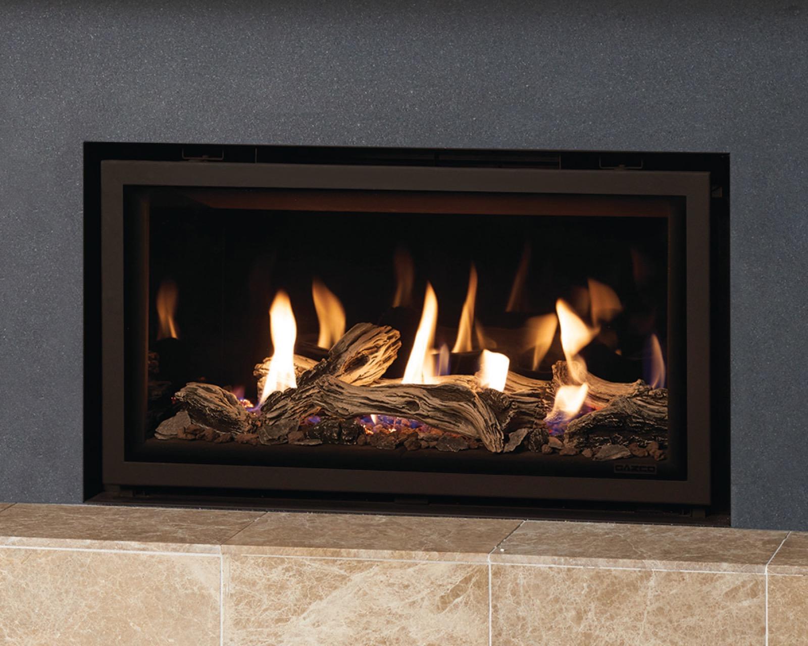Gazco Studio 1 Glass Fronted Gas Fire, Conventional Flue, Natural Gas