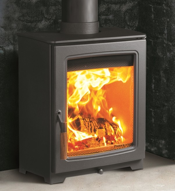 Parkray Aspect 4 Compact Wood Burning Stove With Standard