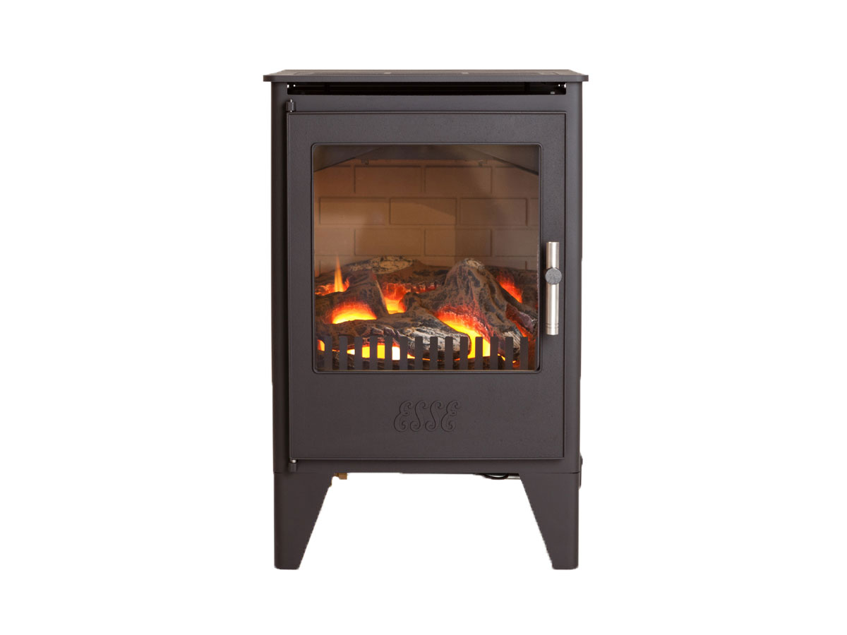 Esse 550 Flueless Gas Stove With Remote Control Simply