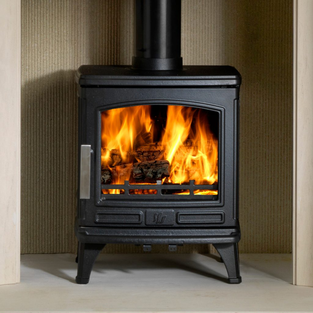 Acr Oakdale Multifuel Stove Simply Stoves