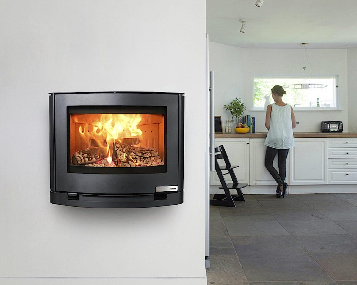 ADURO 15-3 Defra approved Wood Burning Stove