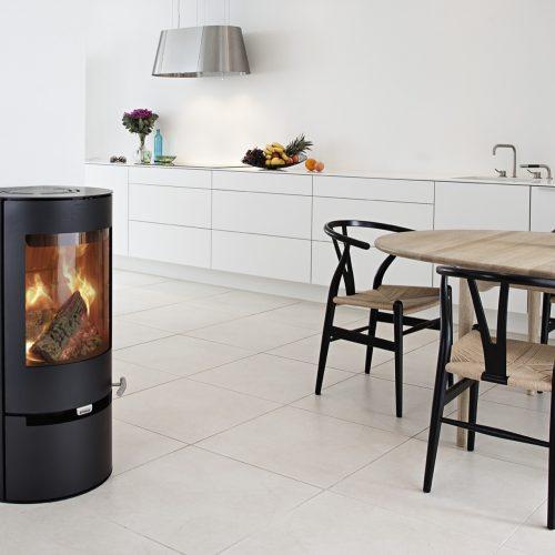 ADURO 9-1 Defra approved Wood Burning Stove