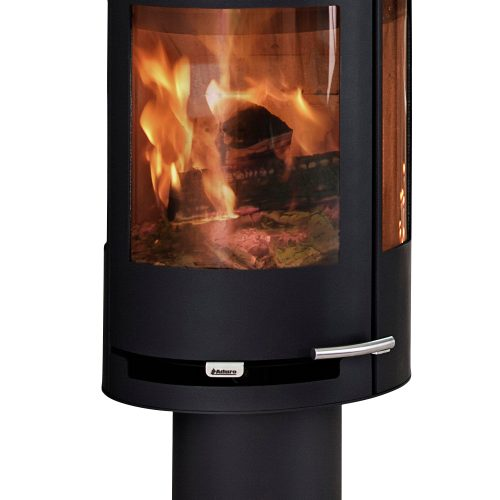 ADURO 9-3 Defra approved Wood Burning Stove