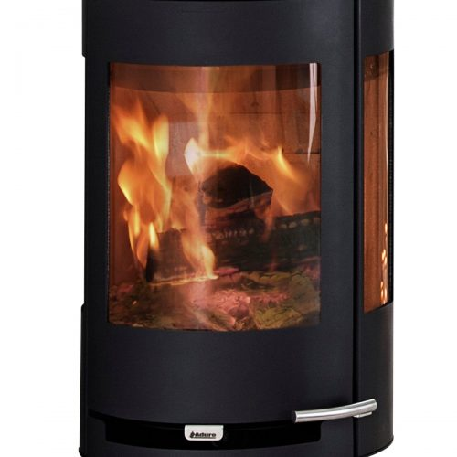 ADURO 9-4 Defra approved Wood Burning Stove