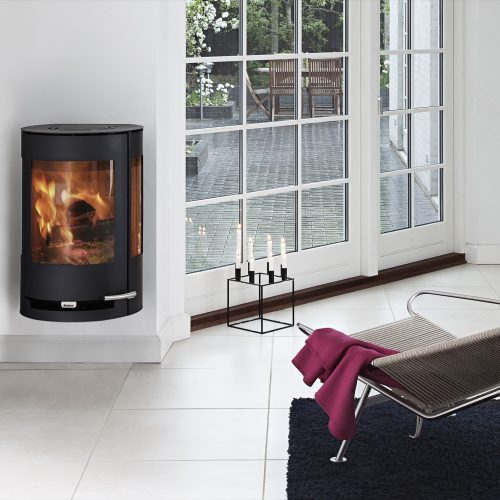 ADURO 9-4 Defra approved Wood Burning Stove
