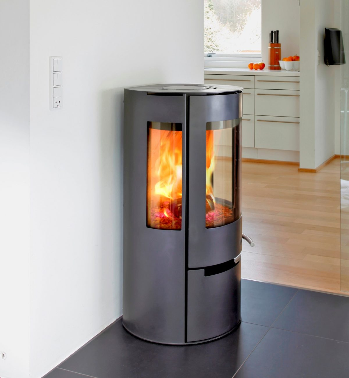 ADURO 9 Defra approved Wood Burning Stove
