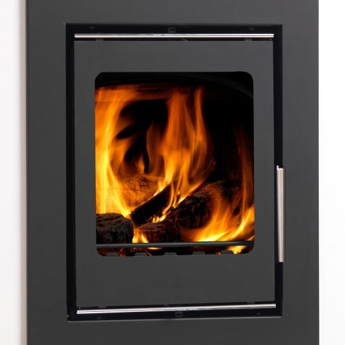 Beltane Holford SE Inset Multi Fuel Stove with 4 Sided Frame