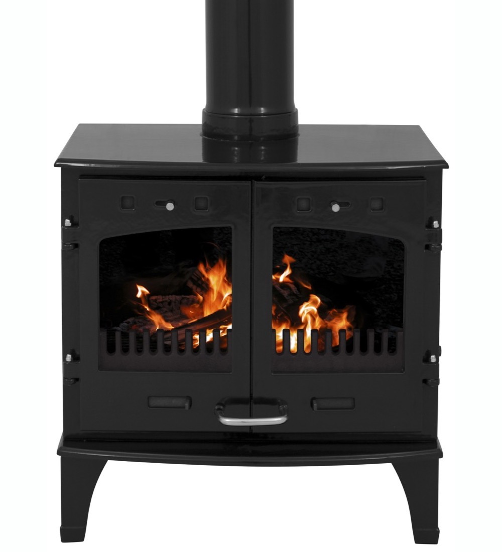 Carron 11kw Enamel Multifuel Stove Simply Stoves