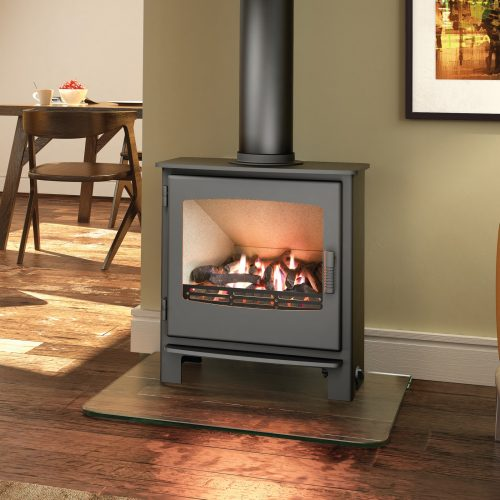 Broseley Evolution Desire 7 Conventional Flue Natural Gas Stove