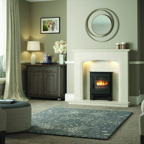 Broseley Evolution Desire Electric Inset Stove