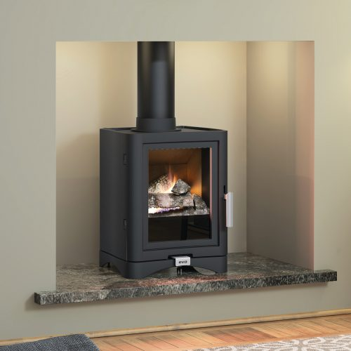 Broseley Evolution 5 Deluxe Conventional Flue Natural Gas Stove with Remote Control