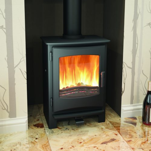 Broseley Evolution Ignite 5 Multifuel Stove