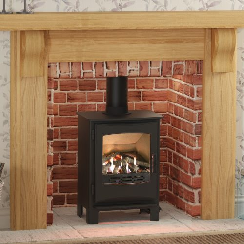 Broseley Evolution Ignite 5 Conventional Flue Natural Gas Stove with Remote Control
