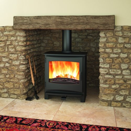 Broseley Evolution Ignite 7 Multifuel Stove