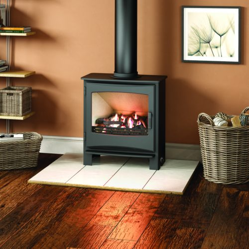 Broseley Evolution Ignite 7 Conventional Flue Natural Gas Stove